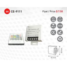 Led-CE-9111 RGB Kontrol Ünitesi