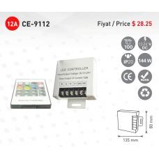 Led-CE-9112 RGB Kontrol Ünitesi