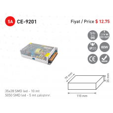 Led-CE-9201-ic-Mekan-Led-Trafolar