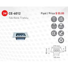 CE-light-CE-6012-Tek-Renk-Trafolu-Led-WallWasher