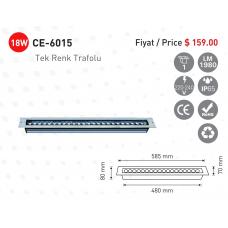 CE-light-CE-6015-Tek-Renk-Trafolu-Led-WallWasher